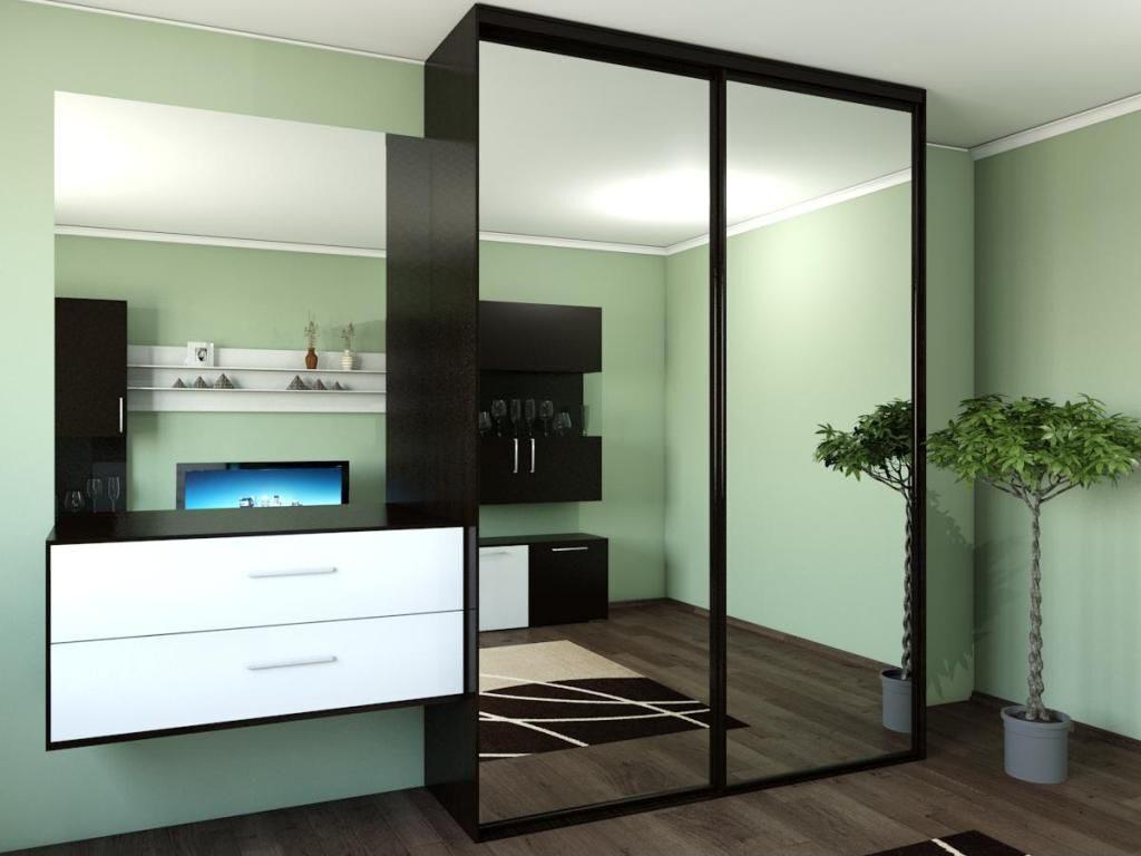 шкафы-купе с зеркалом венге цены предложения отелей